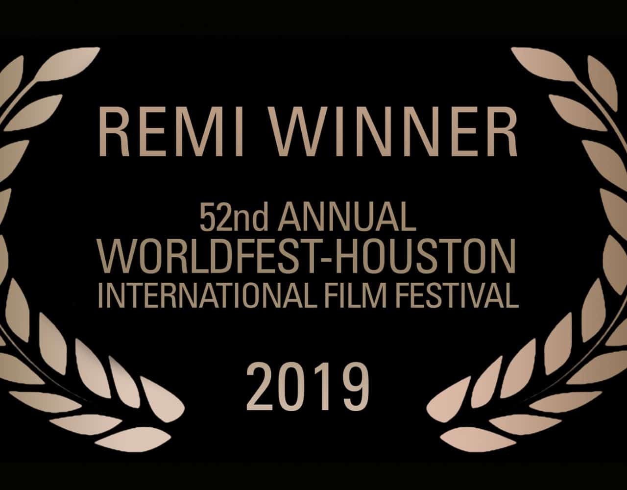 Platinum Remi Award 2019 I am Steiermark Houston Film Festival