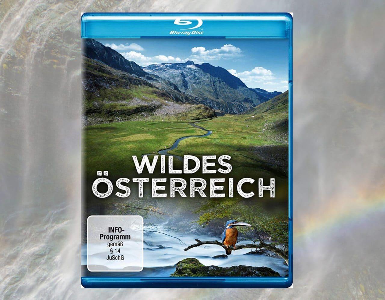 Wildes Österreich DVD BluRay